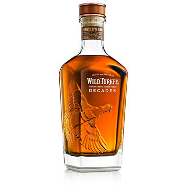 Wild Turkey Master's Keep Decades Bourbon Whiskey (750 ml)