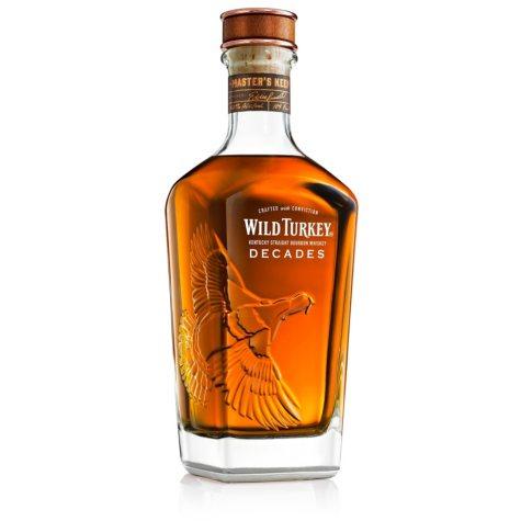 Wild Turkey Master's Keep Decades Bourbon Whiskey (750 ml)