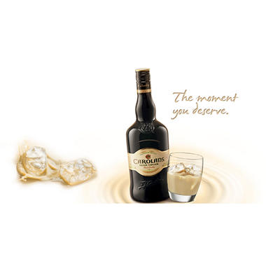 Carolans Irish Cream Liqueur (750 ml)