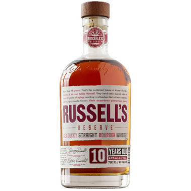 Wild Turkey Russell's Reserve 10-Year-Old Bourbon (750 ml)