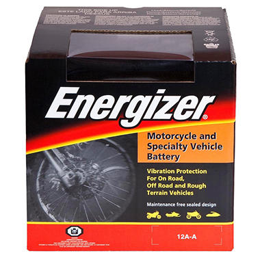 Energizer PowerSport Battery - Group Size 12AA
