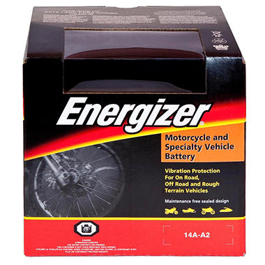 Energizer PowerSport Battery - Group Size 14AA2