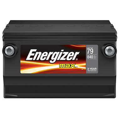 Energizer Automotive Battery - Group Size 79