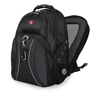 SwissGear ScanSmart Laptop Backpack, Select Color - Sam's Club