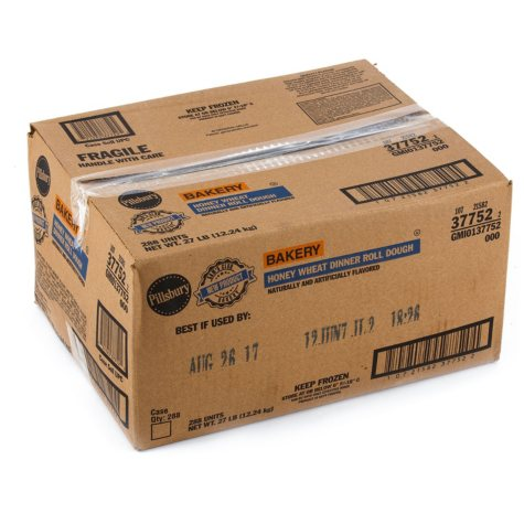 Case Sale: Honey Wheat Dinner Rolls (288 ct.)