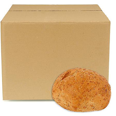 Honey Wheat Dinner Rolls, Bulk Wholesale Case (288 ct.)