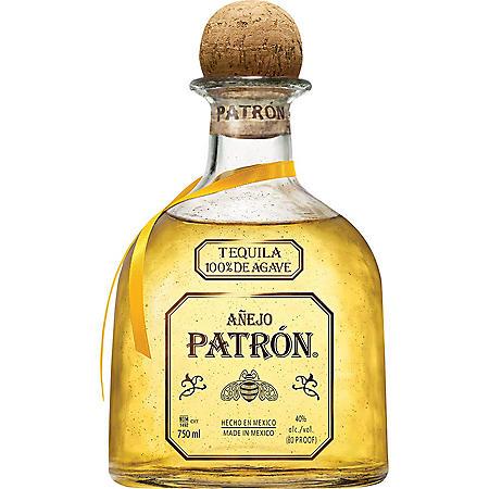 Patrón Anejo Tequila (750 ml)