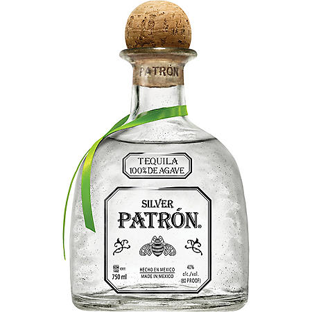 +PATRON SILVER TEQUILA 750ML