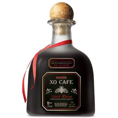 Patrón XO Café Dark Cocoa Tequila (750 ml)