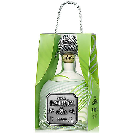 Patron Silver Tequila Limited Edition (1 L)
