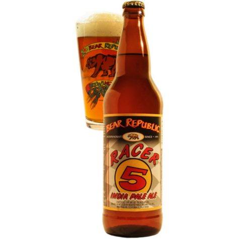 Bear Republic Racer 5 India Pale Ale (12 fl. oz. bottle, 6 pk.)