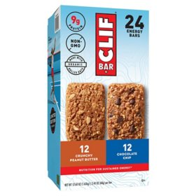 Clif Bar Variety Pack 24 Oz Ct