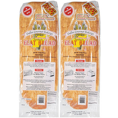 Dallas Gourmet Natural Bread - 16 oz. - 2 pk.