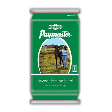 ACCO Paymaster Steam Crimped Oats - 50 lb.