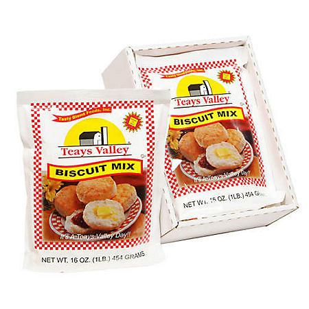 Teays Valley Biscuit Mix - (16 oz. pk., 3 ct.)