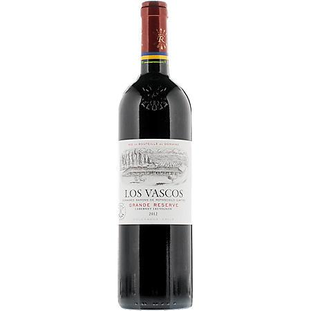 Los Vascos Grande Reserve Cabernet Sauvignon (750 ml)