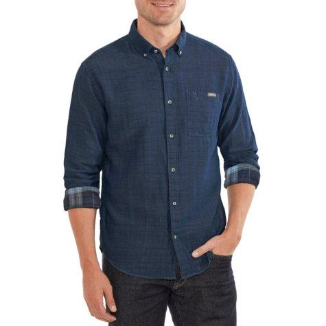 Designer Men's Double Woven Shirt