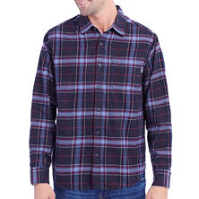 Eddie Bauer Bristol Men's Flannel Shirt