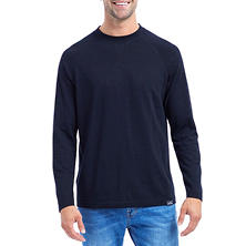 Eddie Bauer Men's Ragland Long Sleeve Tee