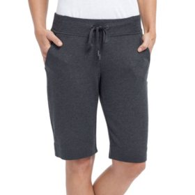 Eddie Bauer Ladies French Terry Bermuda