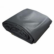 Weather Guard 6' by 8' Extreme Duty PVC Tarp