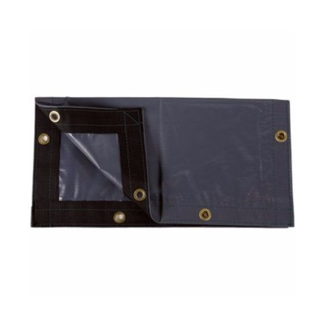 Weather Guard 12' by 16' Extreme Duty PVC Tarp