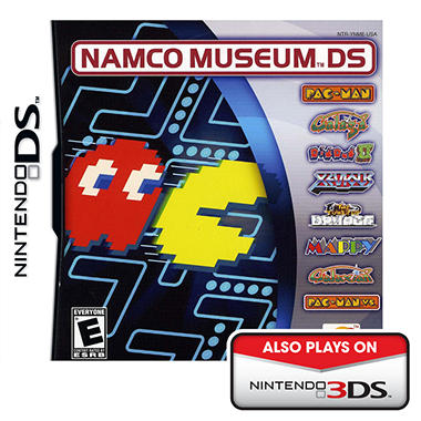 Namco Museum - NDS