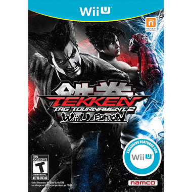 Tekken Tag Tournament 2 - Wii U