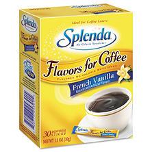 Splenda Flavor Blends for Coffee