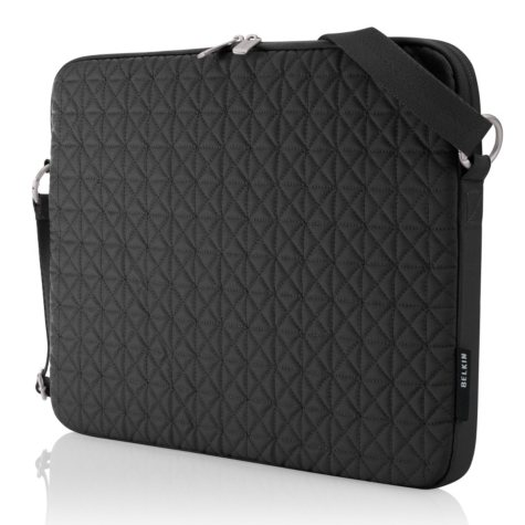"""Belkin Quilted Laptop Carrying Case - Fits up to 15.6"""""""