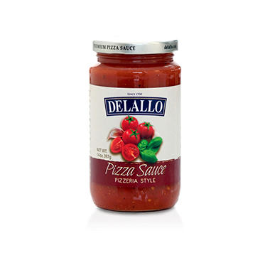 DeLallo Pizzeria-Style Pizza Sauce (14 oz., 12 ct.)