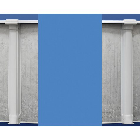 """18' Round x 48""""/52"""" Replacement Above Ground Pool Liner"""