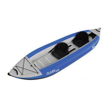 Flash 2 Person Inflatable Whitewater Kayak