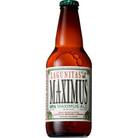 Lagunitas Maximus IPA (12 fl. oz. bottle, 6 pk.)