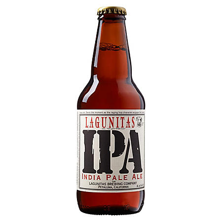 Lagunitas India Pale Ale (12 fl. oz. bottle, 12 pk.)