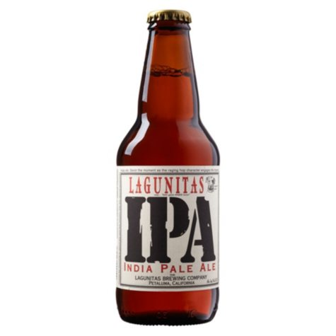 Lagunitas India Pale Ale (12 fl. oz. bottle, 12 pk.)