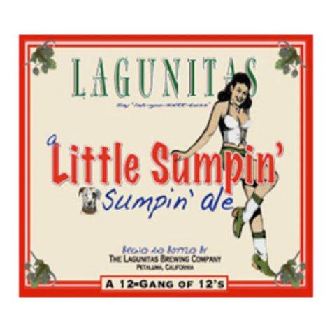 LAGUNITAS LIL SUMPIN 12 / 12 OZ BOTTLES