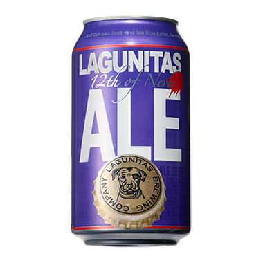 Lagunitas 12th of Never Ale (12 fl. oz. can, 12 pk.)