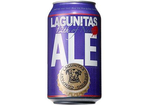 Lagunitas 12th of Never Ale (12 fl. oz. can, 12 pk.)
