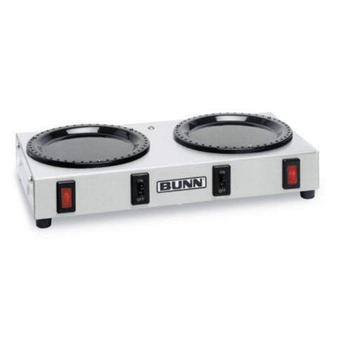 Bunn® WX2  2-position Coffee Decanter Warmer
