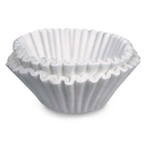 Bunn 12 Cup Commercial Paper Coffee Filters (1000ct.)
