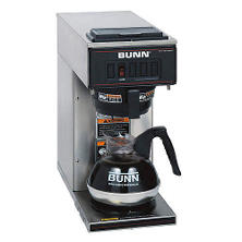 Bunn? VP17-1  12-Cup Commercial Pourover Coffee Brewer