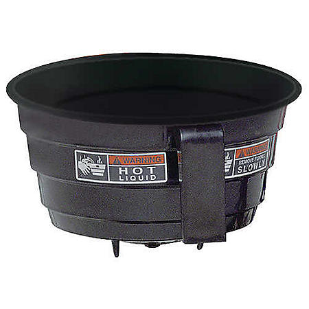 Bunn Black Plastic 12-Cup Replacement Funnel