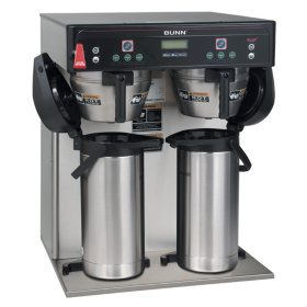 Bunn Icb Twin Infusion Airpot Commercial Coffee Maker