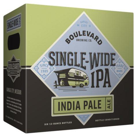 Boulevard Single-Wide IPA (12 fl. oz. bottle, 6 pk.)