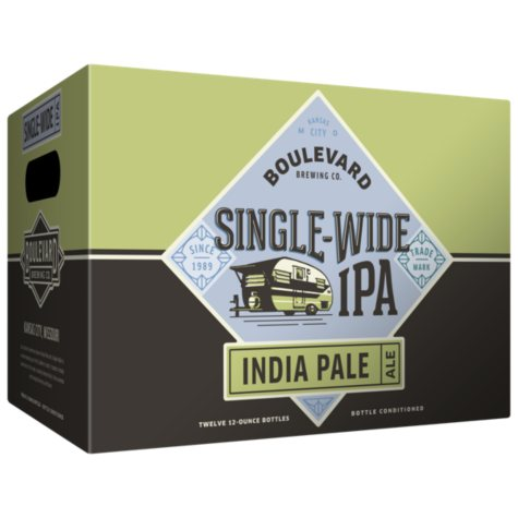 Boulevard Single-Wide I.P.A. (12 fl. oz. bottle, 12 pk.)