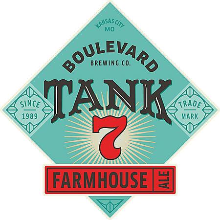 Boulevard Tank 7 Farmhouse Ale (12 fl. oz. bottle, 24 pk.)
