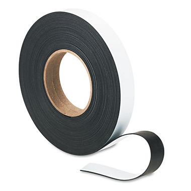 Magna Vision Magnetic Write On/Wipe Off Roll