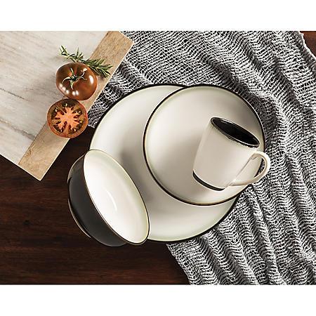 Sango Nova 16-Piece Dinnerware Set (Assorted Colors)