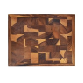 Acacia End-Grain Cutting Board